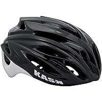 Kask - Casco da ciclismo unisex, Nero (nero), l