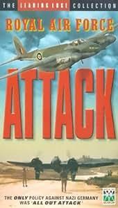 Royal Air Force Attack [VHS]