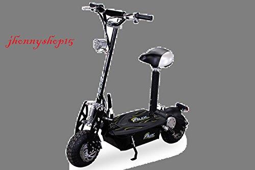 Scooter elettrico eFlux FREERIDE 4' 48V 1000W Nero