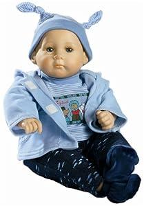 Desconocido sigikid 26579  - Sigikid Junior muñeca, Chaqueta Azul Claro
