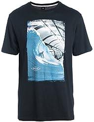 Rip Curl Herren G/B Day Short Sleeve Tee T-Shirt