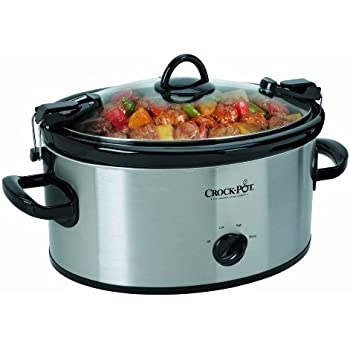 Crock-Pot Cook and Carry Slow Cooker, 5.7 Litre