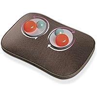 Beurer MG 147 Rücken-Nacken-Massagegerät, Wärmefunktion, mit Handschalter, 4 Massageköpfe