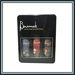 Benromach Trio Gift Case (20cl x3) by Benromach
