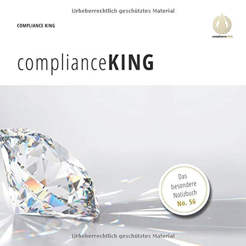 complianceKING: Das besondere Notizbuch (No. 56)