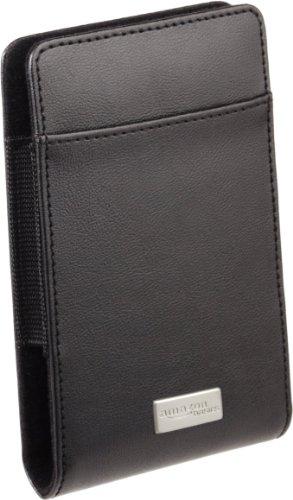 AmazonBasics Tasche für Navigationsgeräte (mit 10,9 cm (4,3 Zoll) Display) schwarz
