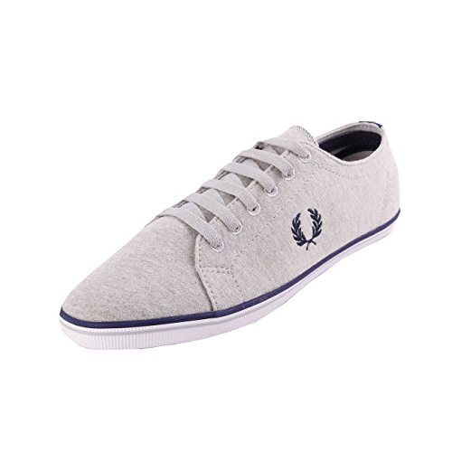 Fred Perry Kingston Jersey Dolphin Grey