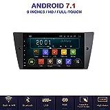 Android 7.1 Allwinner T3 GPS DVD USB SD WI-FI DAB+ TPMS MirrorLink Bluetooth Autoradio BMW 3er BMW E90 BMW E91 BMW E92 BMW E93