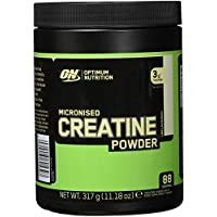 Optimum Nutrition Creatine, sin Sabor - 317 g