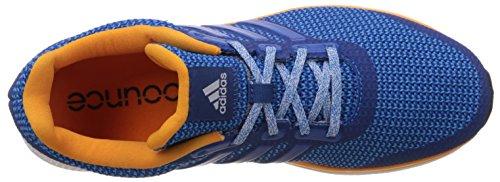 Scarpe White Eqt M da Blue Shock Blue adidas Crystal Blu Corsa Bounce Uomo Mana qHcnP1g8t