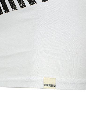 Shine Original -  T-shirt - Uomo White