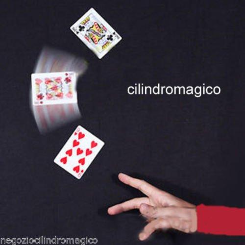 Carta cambio visuale, giochi di prestigio,trucchi magia