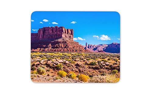 Rote Felsen-Schlucht Mauspad Pad - Nevada Amerika Las Vegas Computer-Geschenk # 16025 -