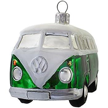 Original Vw Weihnachtsbaumanhanger Blau T1 Bus Bulli