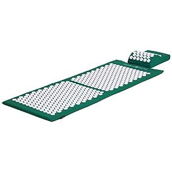 Kit d'acupression VITAL XL :Tapis d'acupression XL 130 x 50 cm + Coussin d'acupression 33 x 28 cm