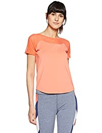 Just F by Jacqueline Fernandez Women's Plain Slim Fit Top
