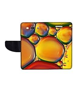 KolorEdge Printed Flip Cover For Samsung Galaxy S3 Neo Multicolor - (45KeMLogo11510SamS3Neo)