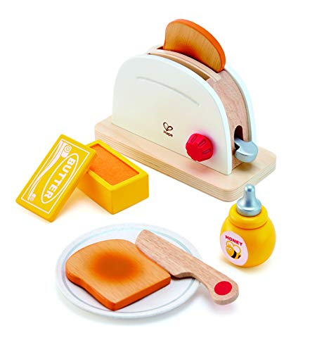 Hape E3148 - Pop-Up-Toaster-Set