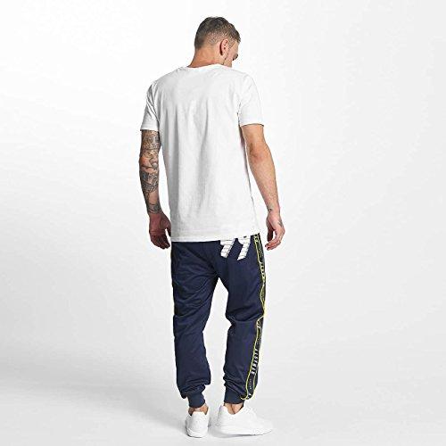 Cayler & Sons Uomo Pantaloni / Pantalone ginnico WL Dynasty ATHL Blu