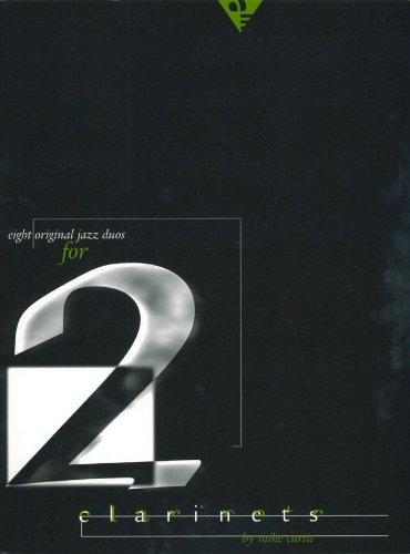 Eight Original Jazz Duos Clarinette