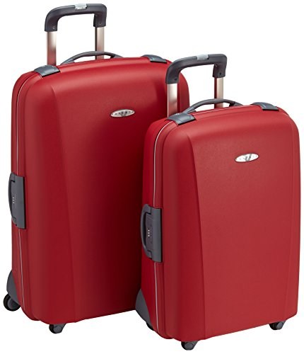 Roncato Koffer-Set Trolley, 2-teilig, Rosso, 500510