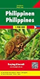 Filippine 1:900.000: Wegenkaart 1:900 000