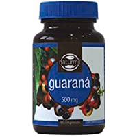 Guarana - 500 mg - 60 comp - Naturmil