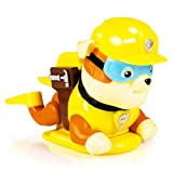 Paw Patrol - Bath Paddlin Pup - Rubble by Spin Master