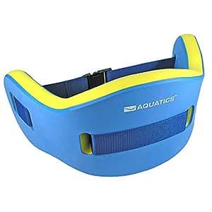 Aquatics Cintura acquagym per bambini, blu, M/L