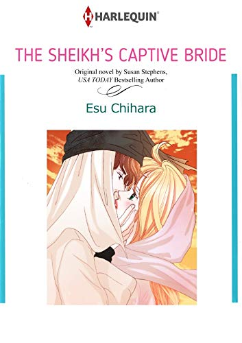 The Sheikh's Captive Bride: Harlequin comics (English Edition)