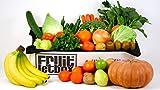 Fruitletbox Classic Jumbo 18 Kilo frisches Obst und Gemüse