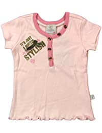 LIEGELIND Baby Mädchen Top (Rosa)