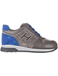 8f25e623bb042 Amazon.fr   Hogan - Baskets mode   Chaussures garçon   Chaussures et ...
