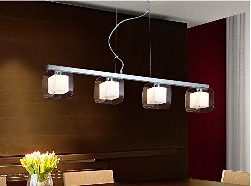 Hogar Decora ·Cube· Ceiling LAMP, 4L.