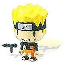 7bd47138c4 Naruto ~1.5 mini-figure with kunai charm (+ ~0.25 stand)