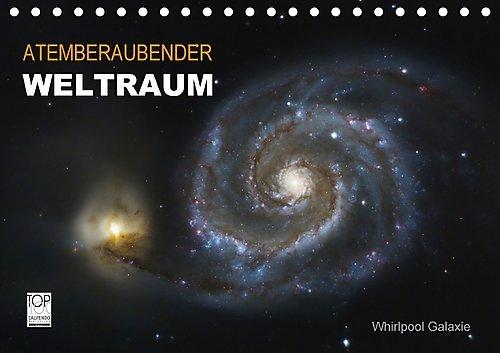 Preisvergleich Produktbild Atemberaubender Weltraum (Tischkalender 2017 DIN A5 quer): Astrofotografie von Roland Störmer (Monatskalender, 14 Seiten ) (CALVENDO Wissenschaft)