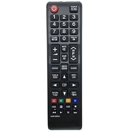 allimity nueva reemplazado control remoto AA59–00603A Sub BN59–01054A AA59–00743A AA59–00786A BN59–01175N Fit para Samsung Smart 3d lcd tv