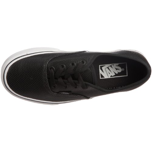 Vans Authentic VKUM1FA.100, Unisex - Erwachsene Sneaker Perforated Black