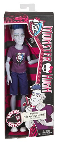 Mattel Monster High BGD87 -  Monster-Fan Sloman