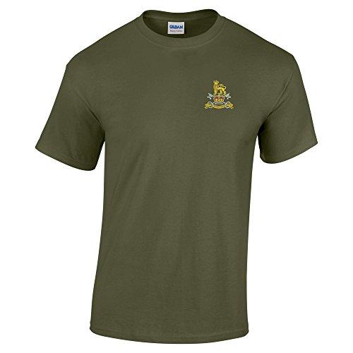 Pineapple Joe's Herren T-Shirt Military Green