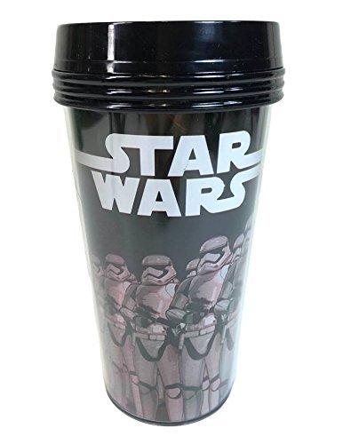 Disney Star Wars kylos REN (Storm Trooper) Klauenhammer, doppelwandig Travel Tumbler Steckschnalle Kaffee Tasse von Disney