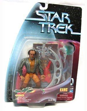 s Episode Blood Oath - Actionfigur Star Trek Deep Space Nine Warp Factor Serie von Playmates ()