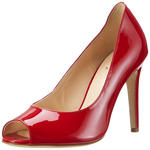 Högl Damen 3-10 9804 4000 Pumps, Rot (red4000), 41 EU
