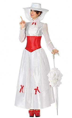 COSTUME MARY POPPINS M/L 26405