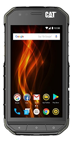 "CAT S31 4G 16GB Negro - Smartphone (11,9 cm (4.7""), 2 GB, 16 GB, 8 MP, Android, Negro)"