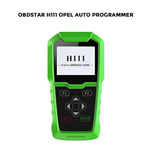 Preisvergleich Produktbild OBDSTAR 111 Opel Auto Programmierer Pin-Code Reader für Opel