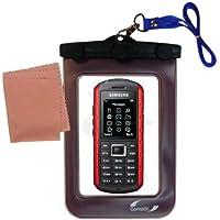 Une housse pour appareil photo très légère et hermétique pour le Samsung Xplorer B2100