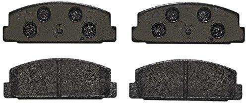 Preisvergleich Produktbild Brembo P 49 036 Bremsbelagsatz,  Scheibenbremse - (4-teilig)