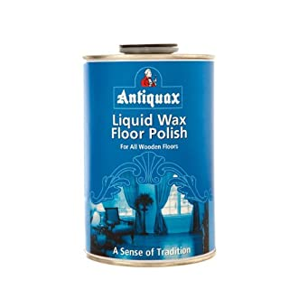 Antiquax 1 Litre Original Liquid Wax Floor Polish, Transparent