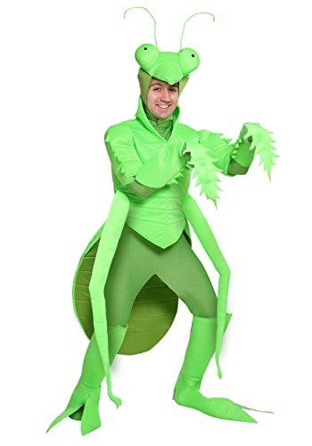 Fun Costumes Praying Mantis Kostüm für Herren - L